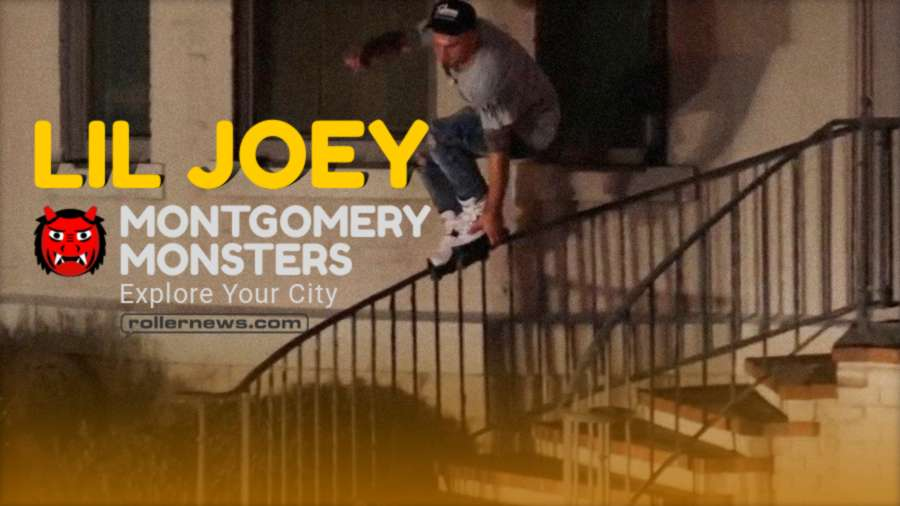 Lil Joey x Montgomery Monsters - Explore Your City (2021)