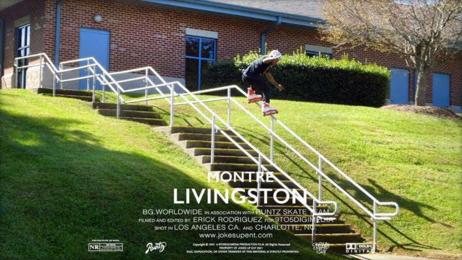 Montre Livingston - BladerGang VOD (August 2021) - Now available - Trailer
