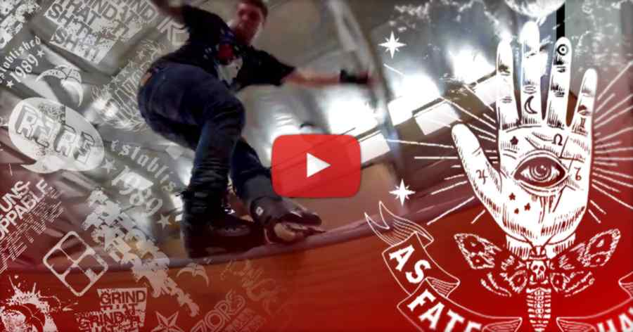 Don't Do That, with Chad Tannehill - Razors Skates x Intuition Grind Boxes (2021) - Edit by Bryant Kornbau