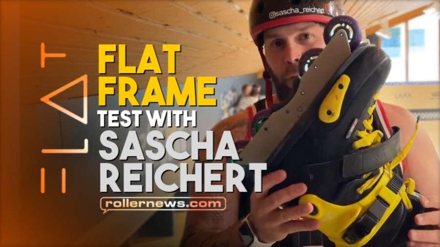 Flat Frame - Test with Sascha Reichert (2021)