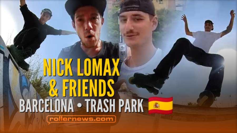 Nick Lomax & Friends - a Trip to the Trash Park (2021)