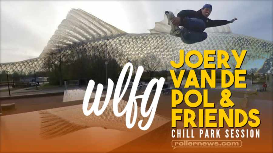 Joery van De Pol - Whale Lotta Fish Gang (2021) - Chill Park Session with Friends