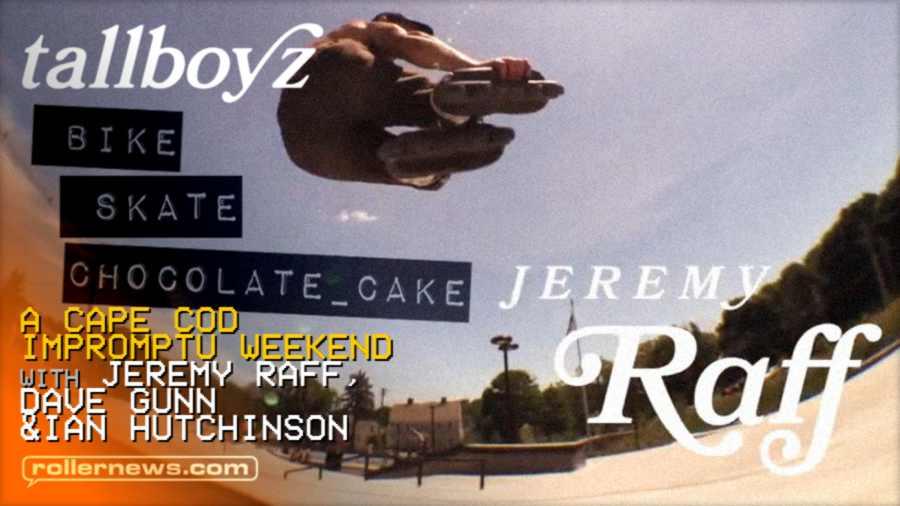 Bike, Skate, Chocolate Cake (2021) with Jeremy Raff, Dave Gunn, and Ian Hutchinson