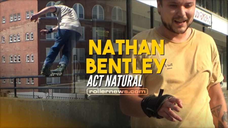 Nathan Bentley - Act Natural (2021)