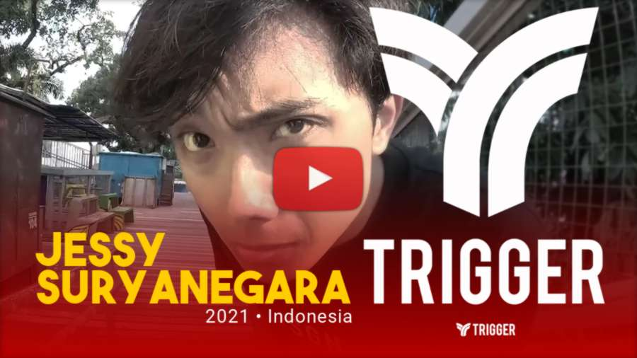 Jessy Suryanegara 2021 - Triggered Profile MMXXI (Indonesia) - Trigger Skates Edit