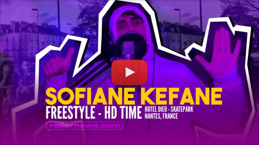 Sofiane Kefane - Maitre Kebabier - Interview