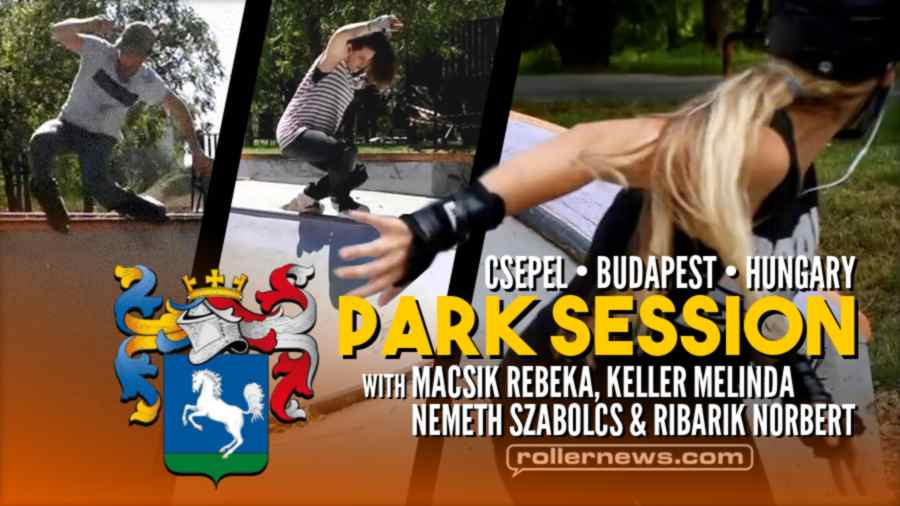 Park Session in Csepel (Budapest, Hungary 2021)