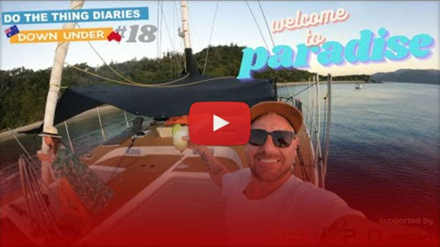 Cj Wellsmore - Do the Thing Diaries (August 2021) - Welcome to Paradise