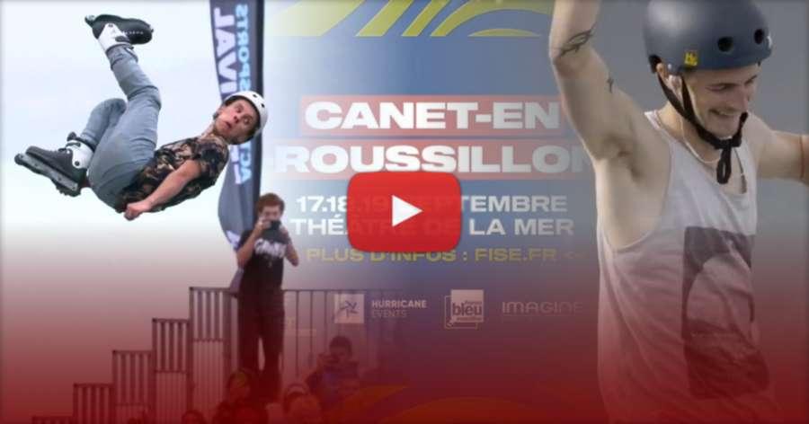 FISE Xperience 2021 - Canet en Roussillon Stop - Teaser (BMX x Rollerblading)