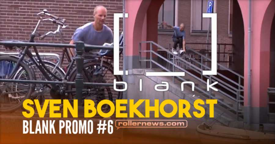 Blank Commercial #6 with Sven Boekhorst (2021)