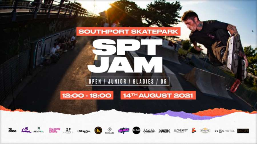 SPT Jam 2021 (Southport, UK) - Clips by George Laybourne