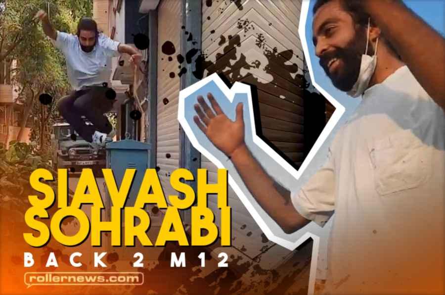 Siavash Sohrabi - Back 2 M12 (Iran, 2021)