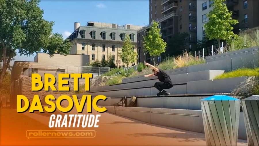 Brett Dasovic - Gratitude (2021)