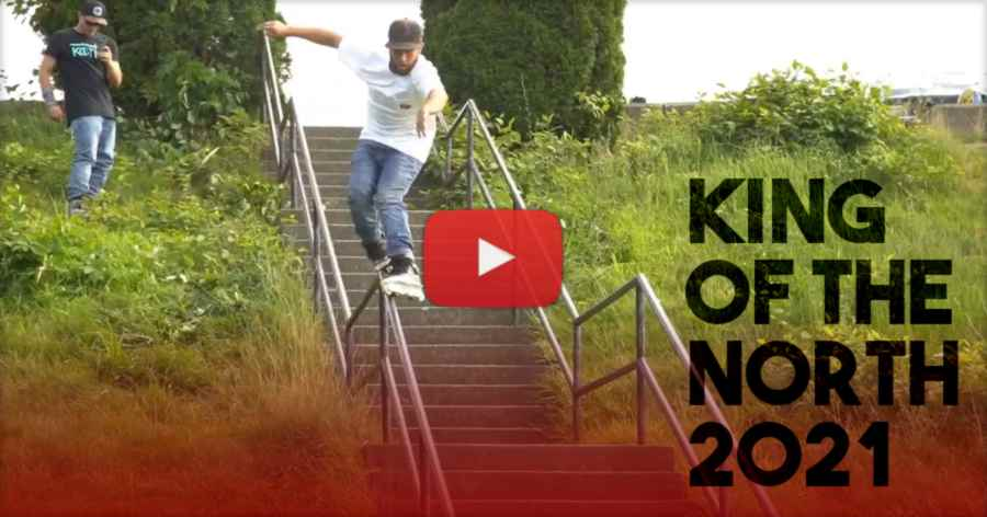King of the North 2021 - Official Video by John Greene, first place: Jeff Dalnas