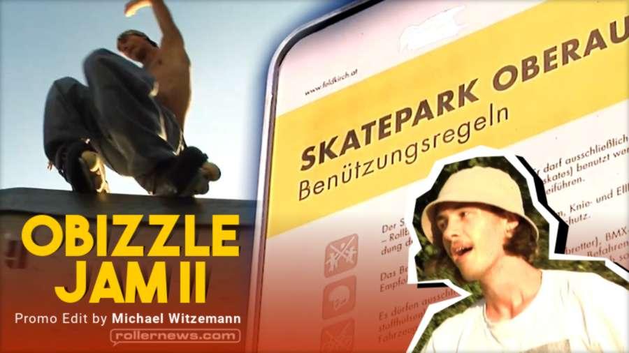 Obizzle Jam II - Teaser ft. Fabian and Marius Gaile (2021) by Michael Witzemann