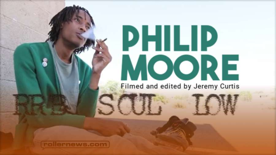 Philip Moore - RRB SOUL LOW (2021) by Jeremy Curtis