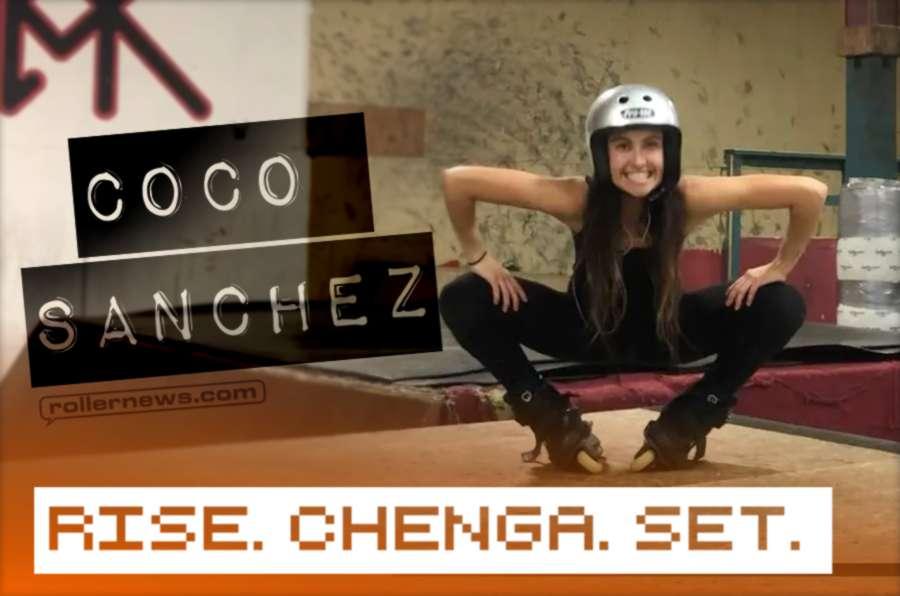 RISE. CHENGA. SET. - Chill Park Clips with Coco Sanchez (2021)