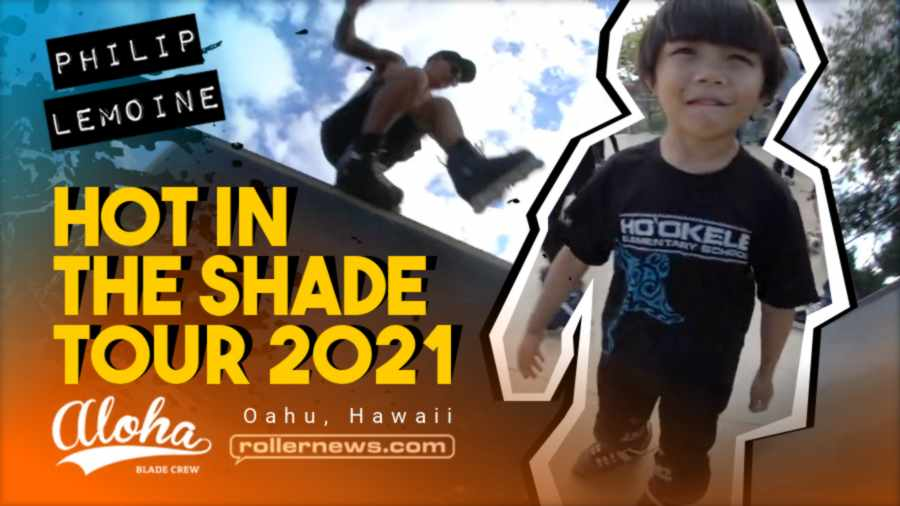 Hot in the Shade Tour (H.I.T.S.) of Oahu, Hawaii (2021)