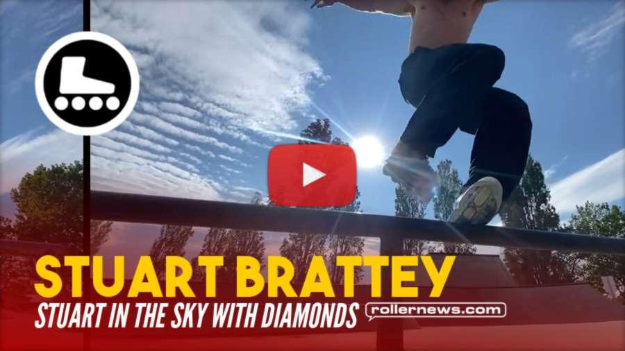 Stuart Brattey in the Sky With Diamonds (2021) - Shop Task Edit
