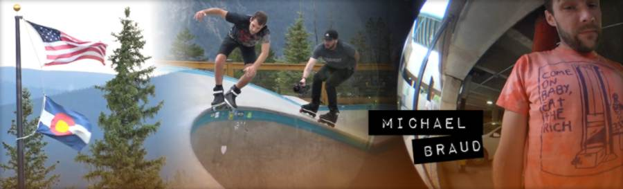 Colorado Road Trip 2021 - Mile High Rollerblading, Intuition Edit by Cody Norman
