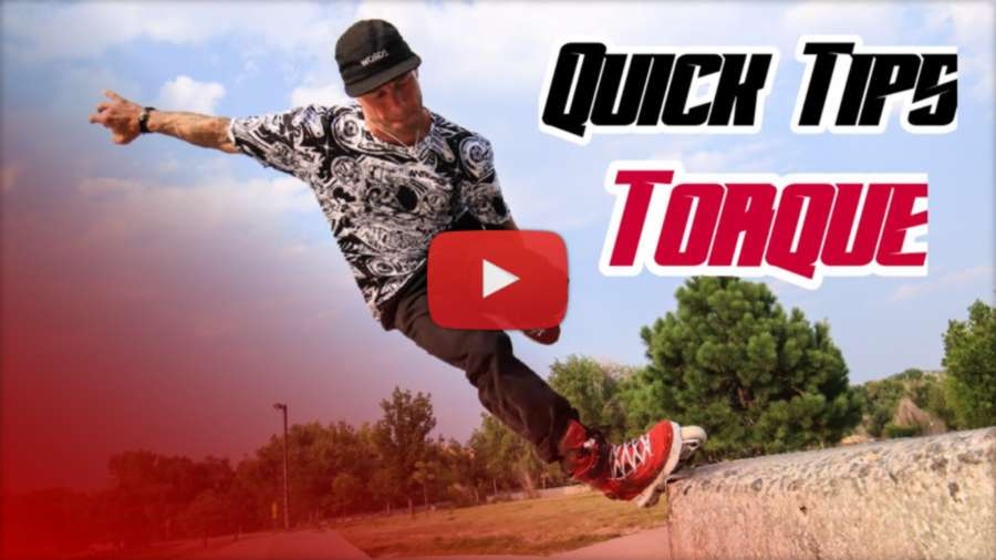 Trick Tips with Acosta Blades: Front Back Torque