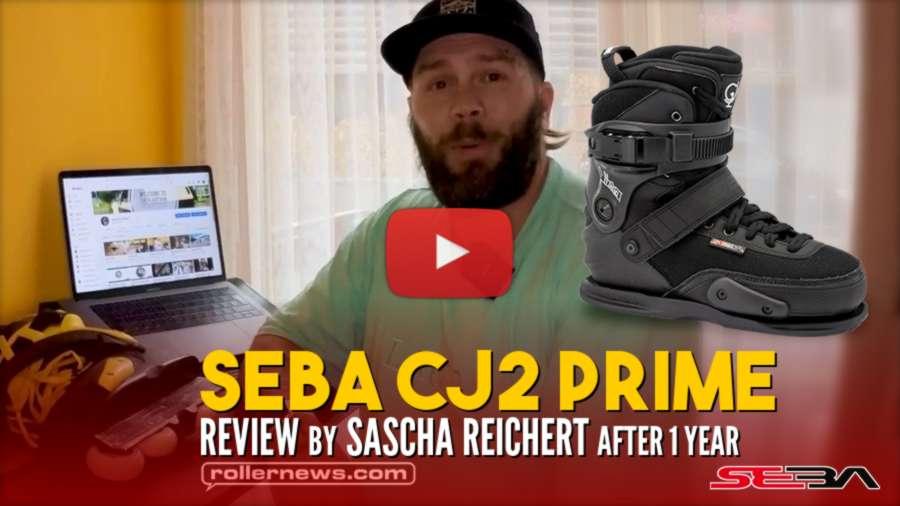 Seba CJ2 Prime - Review After 1 Year (2021) by Sascha Reichert