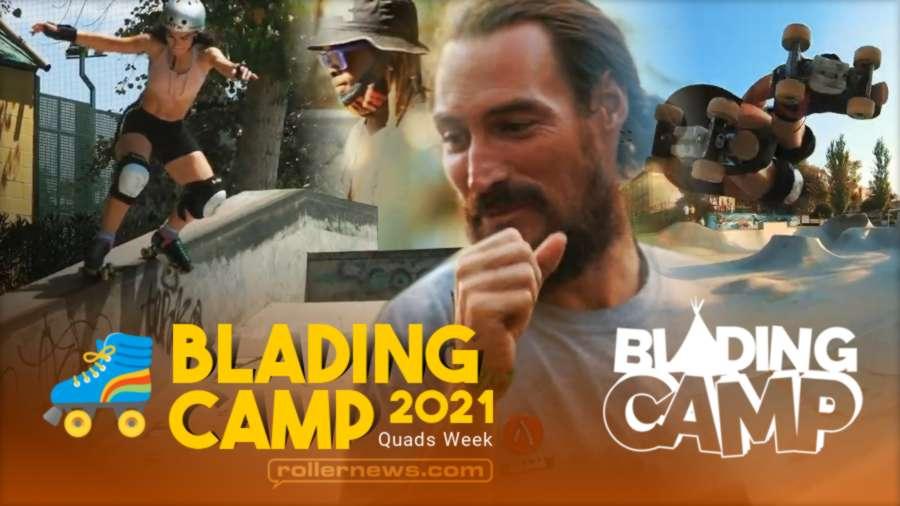 Trip to Blading Camp - Quads Week (2021) by Ragnaroll