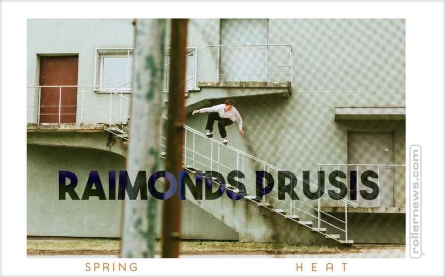 Raimonds Prusis - Spring Heat (2021) - Therolling Edit