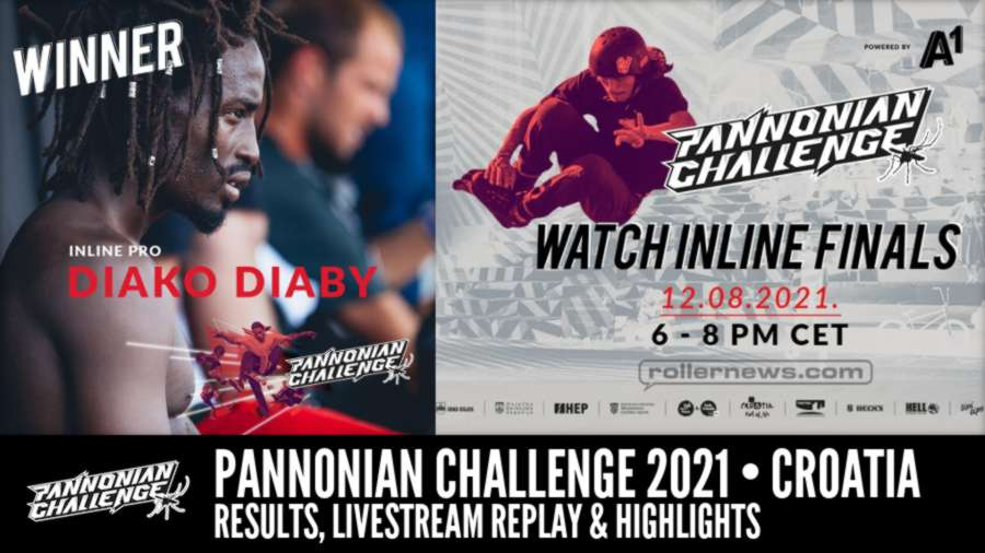 Pannonian Challenge 2021 (Croatia) - Livestream Replay, Highlights & Results