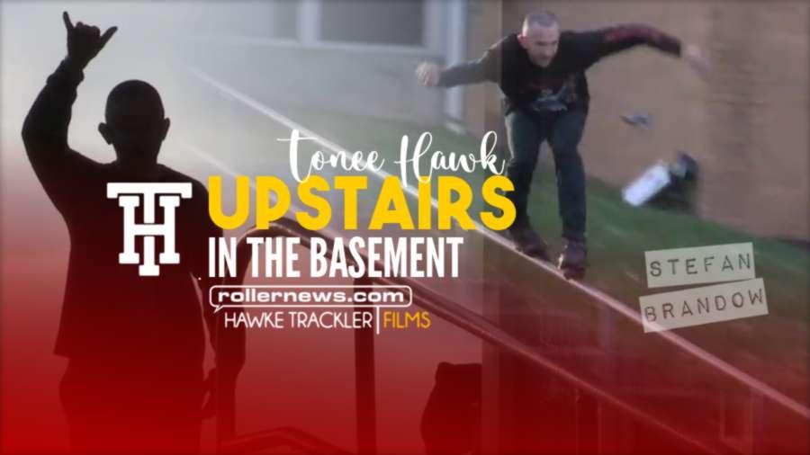 Upstairs in the Basement (2021) by Tonee Hawke, with Stefan Brandow, Luke Naylor & Friends