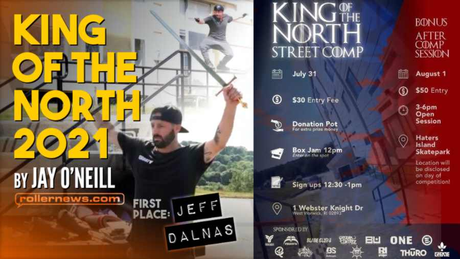 King of the North Street Contest 2021 - Edit by Jay O'Neill