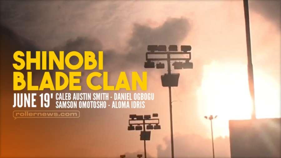 Shinobi Blade Clan - June 19' - West Africa