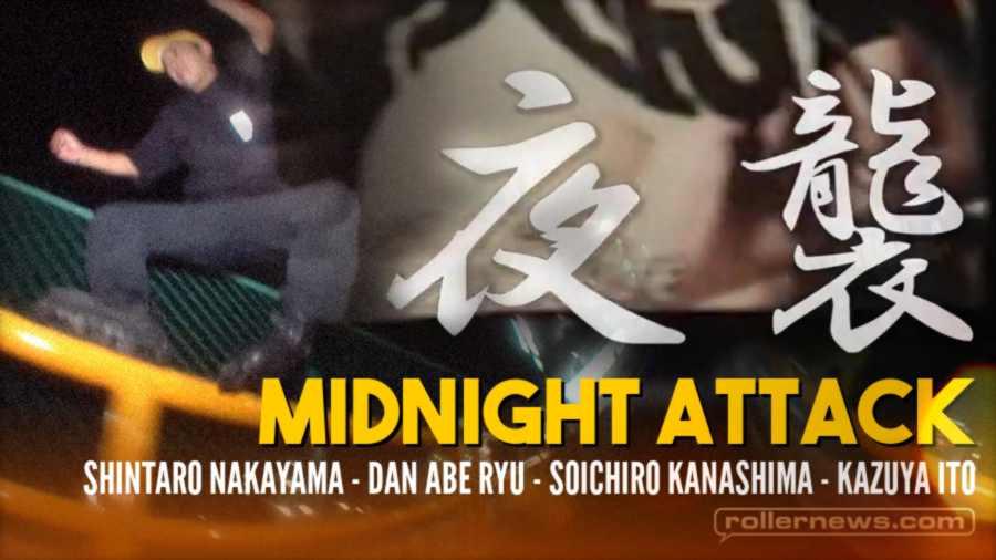 Midnight Attack (Japan, 2021) by Shintaro Nakayama, with Soichiro Kanashima & Friends
