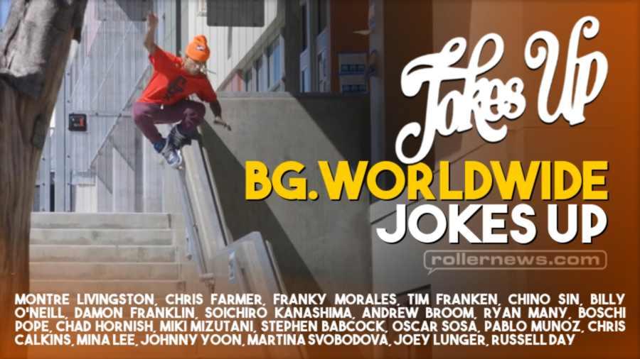 Bg.Worldwide - Jokes Up (Trailer) - 2021