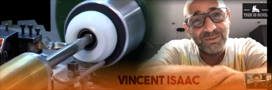 Everything About Wheel Components with Ivo Vegter & Vincent Isaac - Thisissoul, 2021