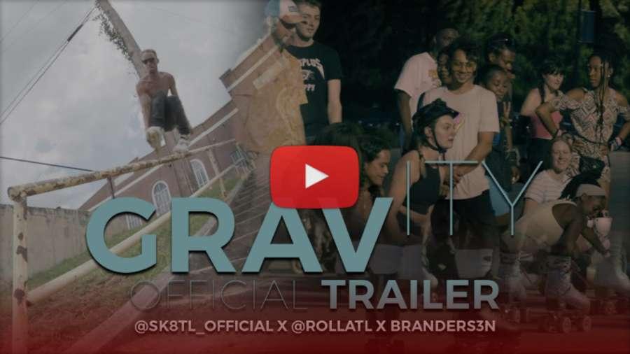 Gravity (Atlanta, 2021) by Brandon Andersen - Official Trailer