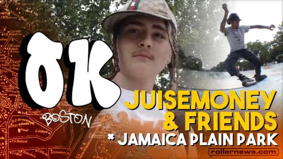 Juisemoney & Friends x Jamaica Plain Park (Boston, Massachusetts) - 2021
