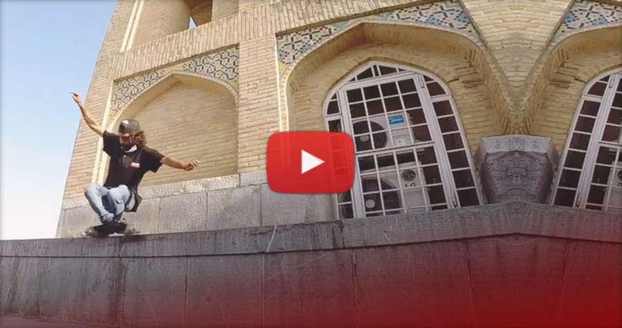 Siavash Sohrabi - Meanwhile Pt.2 Absent (Iran, 2021)