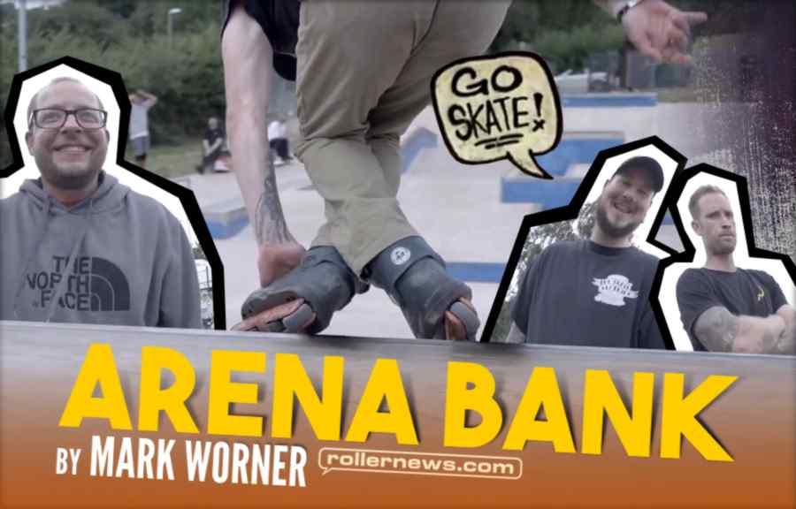Arena Bank (2021, UK) by Mark Worner