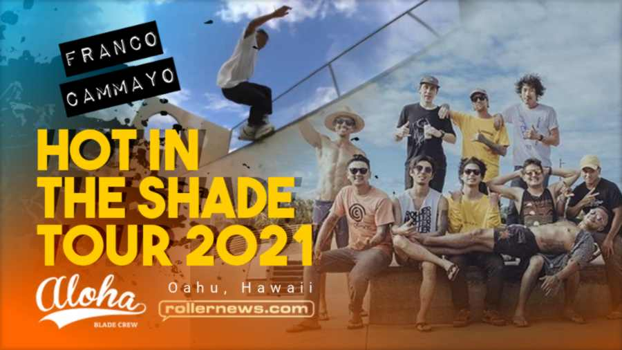 Hot in the Shade Tour (Hawaii, 2021) - Part 3: Manana Skatepark with Franco Cammayo, Jonny Correa, Erin Mattingly & Friends