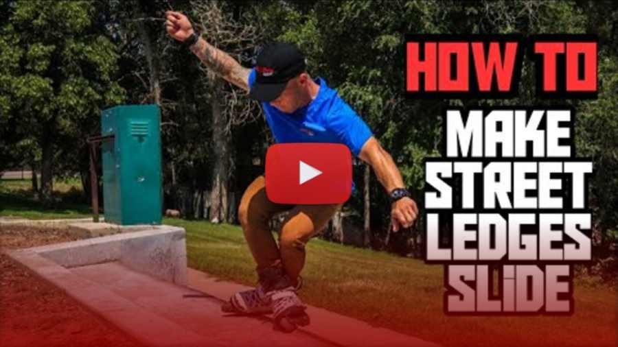 How to Make a Street Ledge or Curb Slide