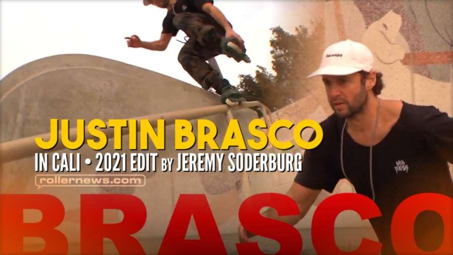 Justin Brasco in Cali (2021) by Jeremy Soderburg