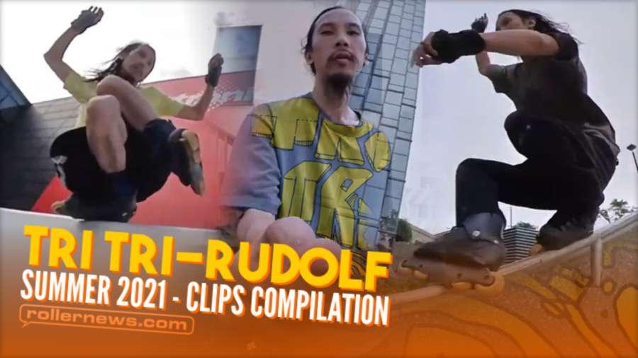 Tri Tri Rudolf - Summer 2021, Clips Compilation
