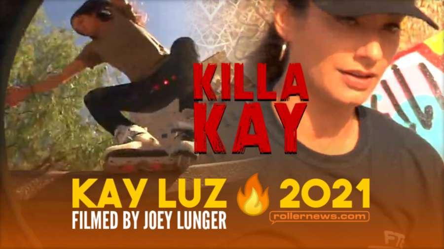 Killa Kay 2021 - by Jeremy Soderburg