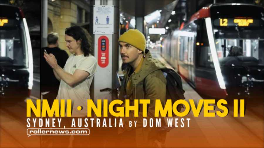 NMII - Night Moves Part II by Dom West (2021)