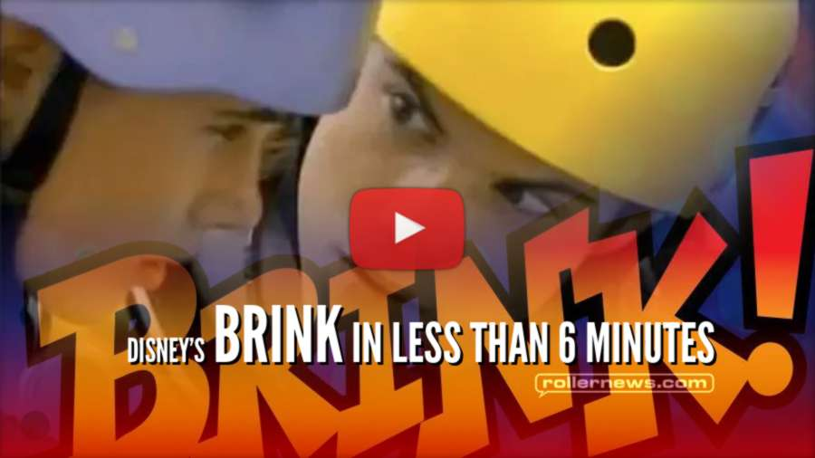Disney's Brink in Less Than Six Minutes