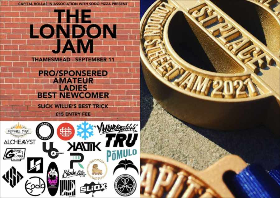 The London Jam 2021 - Results