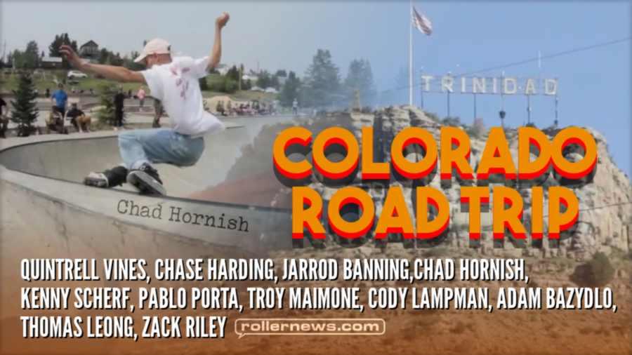 Colorado Road Trip 2021 by Quintrell Vines