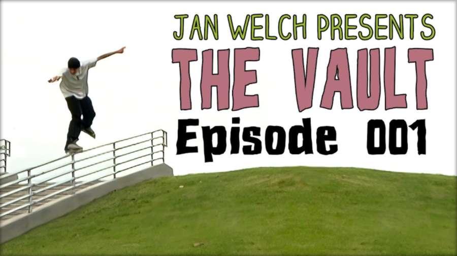 The Vault Episode 1 with Jan Welch - Featuring Chris Haffey, Santiago Azpurua, Jason Howard, Damien Wilson, Nick Wood & More