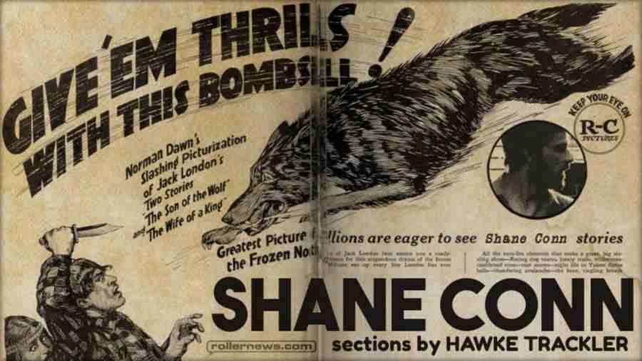 Shane Conn Sections - by Hawke Trackler